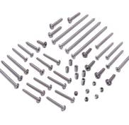 Combination With Washers, Nails & Grub Screws